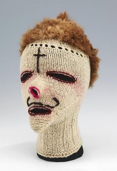 ski mask by sharkseason, via Flickr Good god. Never let me see this at DMR. or on a lonely little trail on a Sunday as I'm doing some x-country and five guys jump out of the woods and I freak out and scream and then we all laugh and make s'mores. Or something.