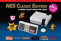 Nintendo sold 2.3 million NES Mini consoles: Nintendo sold 2.3 million NES Mini consoles:…
