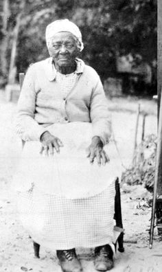 EASTER, a Former Slave at Kingsley Plantation on Fort George Island, Florida. (Born in Slavery:  Slave Narratives from the Federal Writers' Project, 1936-1938).