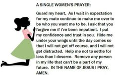 """From Facebook - """"The Sanctuary's"""" page, shared by """"Dating & Waiting"""" page.  2/2014"""