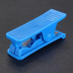 Plástico y metal Tubo de corte de agua Tubo de corte Accesorios de purificadores Accesorios