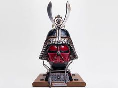 gabriel dishaw's star wars sculptures recycled from machines