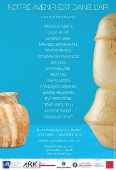 GIULIA BERRA: If art transforms archeology into science fiction