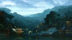 the road to el dorado concept art