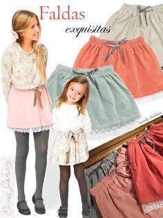 trendy children blog de moda infantil: EVA JEREZ OTOÑO INVIERNO 2014 2015, DELICADEZA EN ESTADO PURO