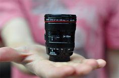 Camera Lens Shot Glasses – $19