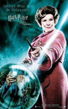 Dolores Umbridge OotP Poster