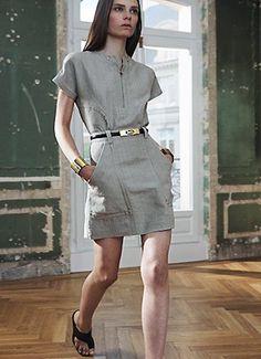 Céline Resort 2011 Linen Ensemble | Order now on RESEE.com