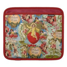 >>>Cheap Price Guarantee          Beautiful Vintage Valentine Love Cherub Collage Sleeve For iPads           Beautiful Vintage Valentine Love Cherub Collage Sleeve For iPads we are given they also recommend where is the best to buyThis Deals          Beautiful Vintage Valentine Love Cherub ...Cleck Hot Deals >>> http://www.zazzle.com/beautiful_vintage_valentine_love_cherub_collage_ipad_sleeve-205896054330149964?rf=238627982471231924&zbar=1&tc=terrest