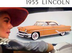 Plan59 ::1955 Lincoln Capri