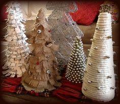 DiY christmas trees | DIY christmas trees | Feeling Christmasy!