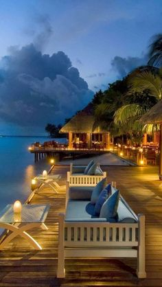"lifeisverybeautiful: "" via Maldives Luxury Resorts - Conrad Maldives Rangali Island Maldives """