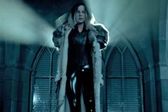 Selene dans Underworld Blood Wars (Kate Beckinsale)
