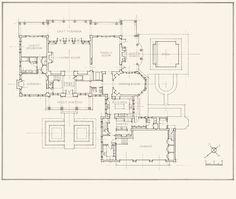 First Floor Plan - John B. Murray Architect