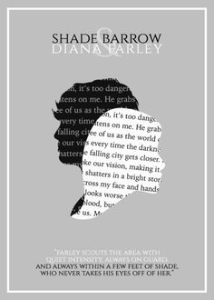 Shade and Diana - Red Queen Series