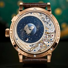 A. Lange & Söhne's Terraluna and its Mystical Precursor: Nebra