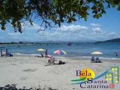 Dica Bela Santa Catarina de hoje: Enseada em São Francisco do Sul.  O mar calmo é ideal para famílias com crianças. Confira em http://www.belasantacatarina.com.br/saofranciscodosul/