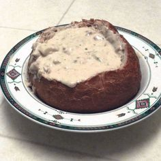 This soup will definitely stick to your ribs and serves as a perfect first course or entree. Creamy rich with a little peppery heat, and simply loaded with clams; it tastes great in a bread bowl! - Outback Steakhouse Clam Chowder
