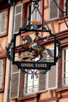 General Kleber, Colmar