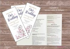 Enjoy 30% off all our wedding mass booklets and tri-fold wedding programs. For example 100 wedding tri-fold mass programs is currently €101.50 (includes 30% off) normal price would be €145.00. Hurry and place your order as this 30% discount is only available for a limited time.