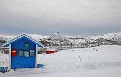 Mailboxes on Hadsel / Lofoten - NORWAY