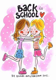 """""""Back to school"""" - Blond Amsterdam Blond Amsterdam, Amsterdam School, Amsterdam Art, Wassily Kandinsky, Art Academy, Ceramic Painting, Blackwork, Cute Pictures, Back To School"""