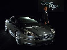 Aston Martin DBS, Daniel Craig and Casino Royale