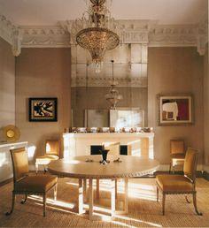 The World of Interiors, March 2008. Photo - Fritz von der Schulenburg