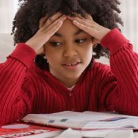 The difference between Bipolar Disorder and ADHD in children.