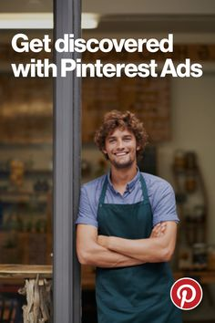 Pinterest Ads are now available to all businesses in the U.S. Now's your chance to get discovered on a platform that millions of people use and love—try Pinterest Ads today!