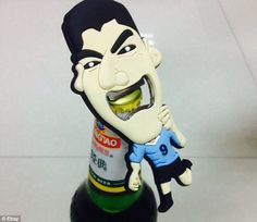 Enterprise: The Luis Suarez bottle opener