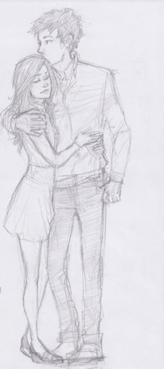 """Dara wrapped her arms around me, that slight spark running along my arms. She giggled, leaning into me, as I rested a hand on her. """"I love you."""""""