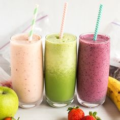 These Freezable Smoothie Bags Will Make Breakfast a Breeze!