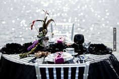 Yes - Unique River Reception  |  env photography | CHECK OUT MORE GREAT BLACK AND WHITE WEDDING IDEAS AT WEDDINGPINS.NET | #weddings #wedding #blackandwhitewedding #blackandwhiteweddingphotos #events #forweddings #iloveweddings #blackandwhite #romance #vintage #blackwedding #planners #whitewedding #ceremonyphotos #weddingphotos #weddingpictures