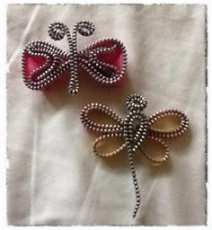 some new pretties made with maya road zipper trim