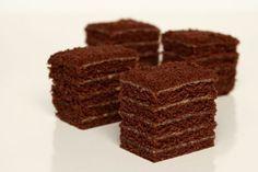 Medovník s čokoládou (in czech language) Czech Desserts, Sweet Desserts, Sweet Recipes, Cake Recipes, Hungarian Cake, Slovak Recipes, Cake Bars, Wonderful Recipe, Eclairs