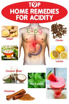 Top 9 Home Remedies for Acidity..