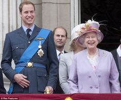 In honor of The Duke of Cambridge's upcoming 30th birthday, the Queen made William a Knight of the Most Ancient and Most Noble Order of the Thistle.  It is Scotland's highest award of chivalry granted by the Queen, second only to the UK's Order of the Garter.