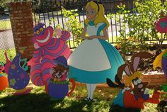 Alice in Wonderland ? Mad Hatter PROPS available to rent from WONDERLAND PARTY PROPS  ( 661 ) 250-8164   .........see us on Facebook