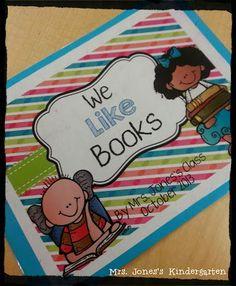 Class Sight Word Book FREEBIE!