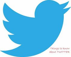 New to Twitter for marketing your business. Well, You should know these things first to get more use of twitter as a marketing media.