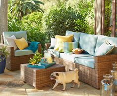 Echo Beach Standard Seating: Outdoor Furniture | Pier 1 Imports