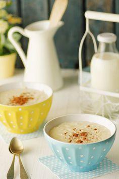 Kanela y Limón: Arroz con leche / Panificadora