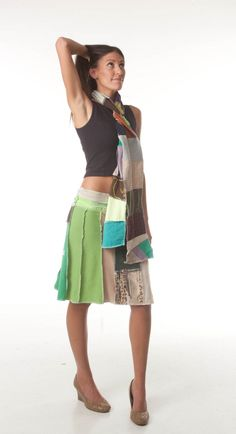 Montana business out of Bozeman that makes recycled clothing.  Cute stuff!