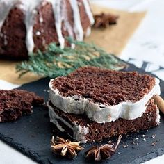 {Archive} Time for Christmas inspiration: how about this delicious . - {Archive} Time for Christmas inspiration: how about this delicious spice cake with cinnamon icing? Easy Cookie Recipes, Cake Recipes, Diy Gifts For Boyfriend Just Because, Spice Cake, Food Cakes, Winter Food, Yummy Cakes, Smoothie Recipes, Bakery