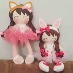 👭 @littlesunshinecreations dollies live to play dress up! Made using a #dollsanddaydreams #cute #clothdoll #sewingpattern 💖✂✂✂✂💖✂✂✂✂💖✂✂✂ #fabricdoll #ragdoll #handmadedoll #sewing #sewingforkids #sewingproject #dollsofinstagram #sewingforgirls #sewingforbaby #puppe #poupée #人形 #muñeca #boneca #bonecadepano #인형 #Bambola #boneka #bonekalucu #кукла #lalka #docka #dollmaker #dollmaking