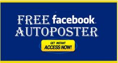 Want Access To The Best FREEBIE Ever?  Premium Facebook Group Poster + Facebook Notification Pro...  ✅ Post Free Ads on Facebook  ✅ Automate all your Facebook Markating  ✅ Get Free Lifetime Access ✅ Pluss An Amazing Bonus ✅ Watch Video for Full Details  ✅ ⏩ Plus $197 BONUS ⏪