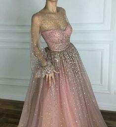 DesertRose,;,beautiful pink dress,;,