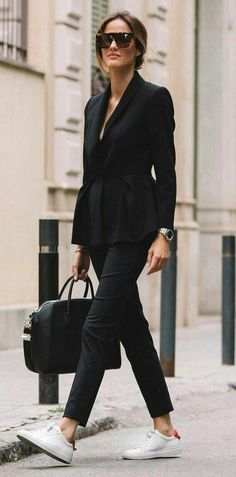 Street style l working girl