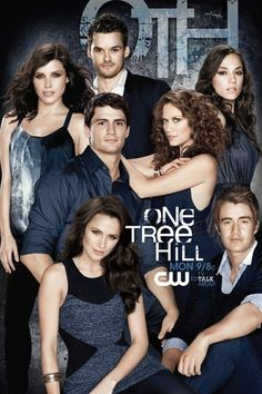 Created by Mark Schwahn.  With Chad Michael Murray, James Lafferty, Hilarie Burton, Bethany Joy Lenz. This series follows the eventful lives of some high-school kids in Tree Hill, a small but not too quiet town in North Carolina, where the greatest source of pride is the high school basketball team, the Ravens,